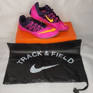 Nike Zoom Rival S 7 Track Sprint Cleats Shoes